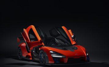 New McLaren Senna