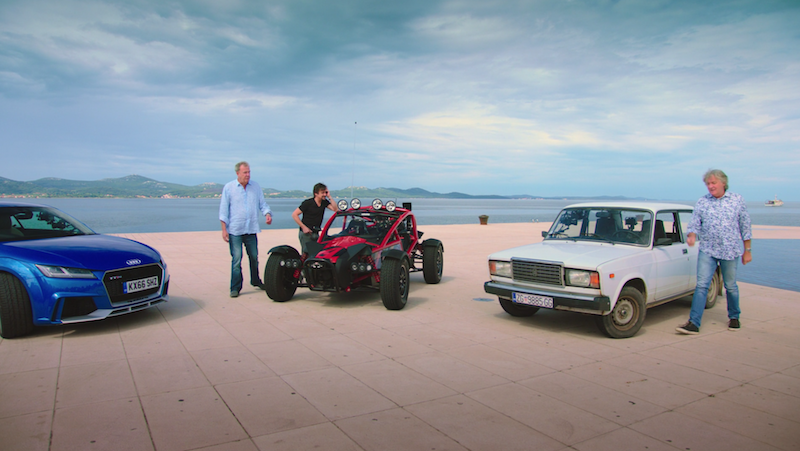 The Grand Tour Season 2 Episode 4 Review