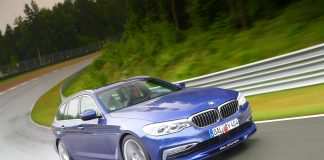 New Alpina B5 Bi-Turbo