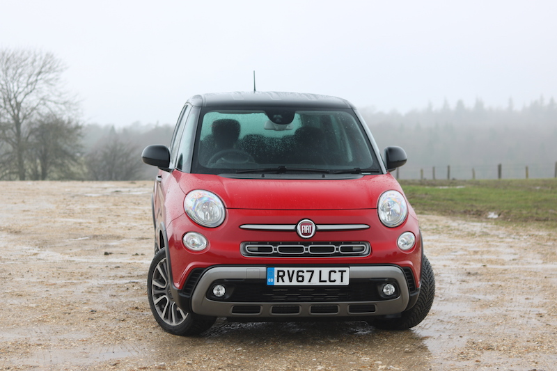 Mpv Meets Suv Fiat 500l Cross Review Car Obsession