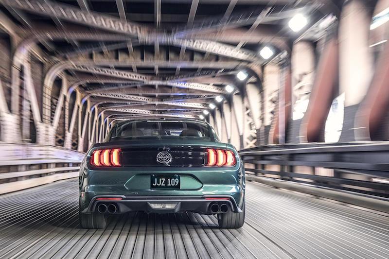 New Mustang Bullitt