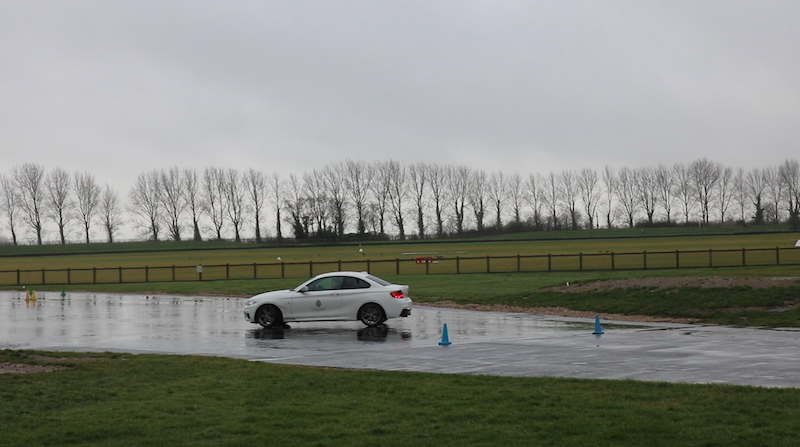 Goodwood Extreme Weather Driver Experience