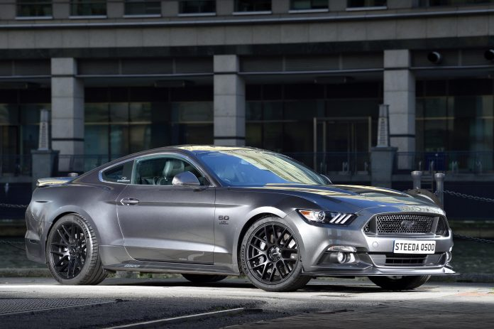 New Q500 Enforcer Mustang