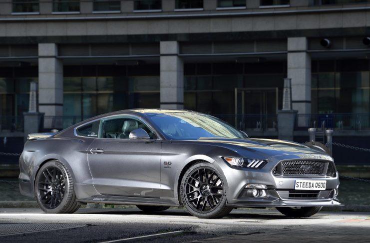 New Q500 Enforcer Mustang
