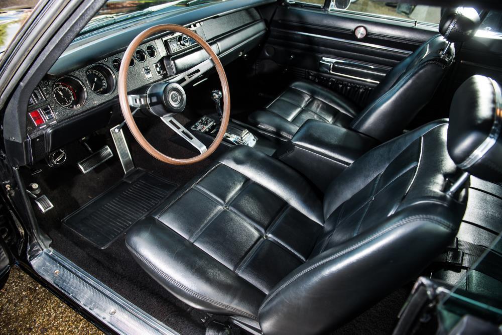 'Bullitt' Dodge Charger