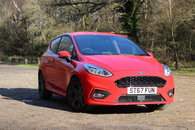 Ford Fiesta ST Line X Review