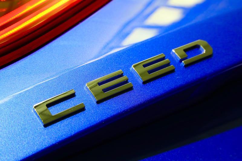 New Kia Ceed