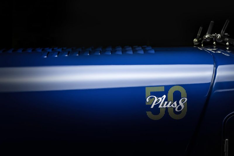 New Plus 8 50th Anniversary Edition