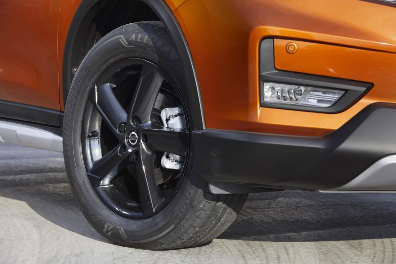 Nissan X-Trail Platinum Edition SV