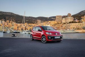 New Volkswagen Up! GTI