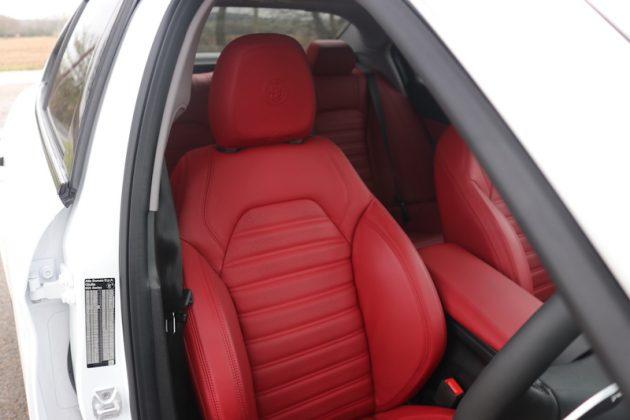Alfa Romeo Giulia Review