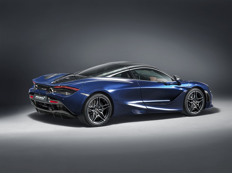 MSO Atlantic Blue McLaren 720S