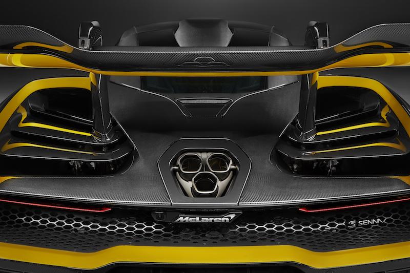 MSO McLaren Senna