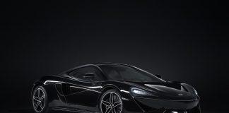 McLaren MSO Black 570GT
