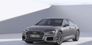 New Audi A6 Saloon