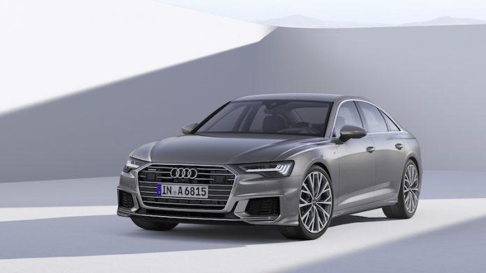 New Audi A6 Saloon