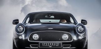 New David Brown Speedback Silverstone Edition