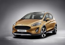 New Ford Fiesta Active