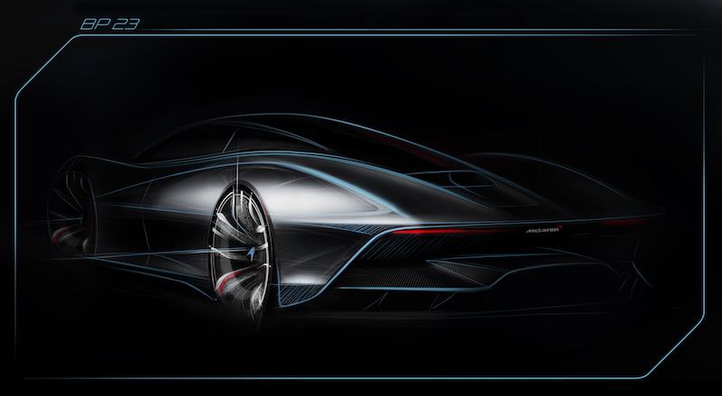 New McLaren Hyper-GT