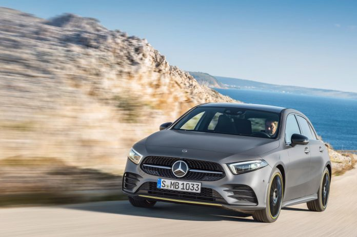 The New Mercedes A Class
