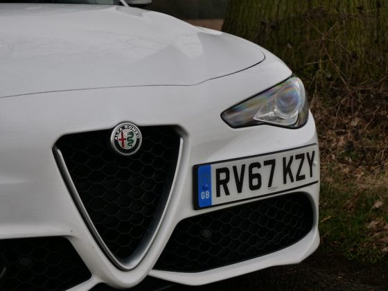 Alfa Romeo Giulia Review