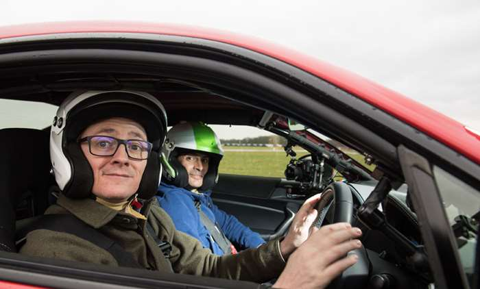 Top Gear Series 25 Episode 4