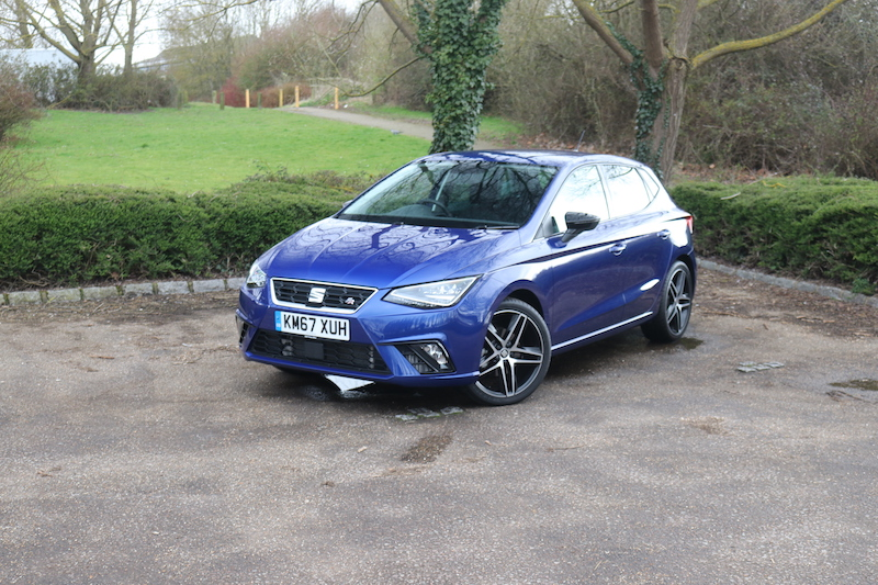 seat ibiza fr 1.5 litre first drive - car obsession