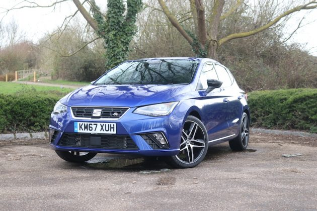 SEAT Ibiza Face-Off: Old v New