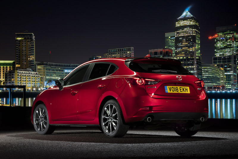 Mazda3 Sport Black
