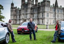 Top Gear Series 25 Episode 6