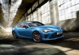GT86 Blue Edition