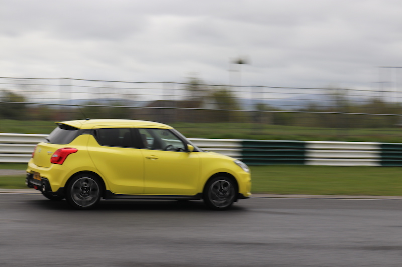 Suzuki Swift Sport First Drive