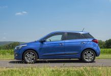 New Hyundai i20 5-door