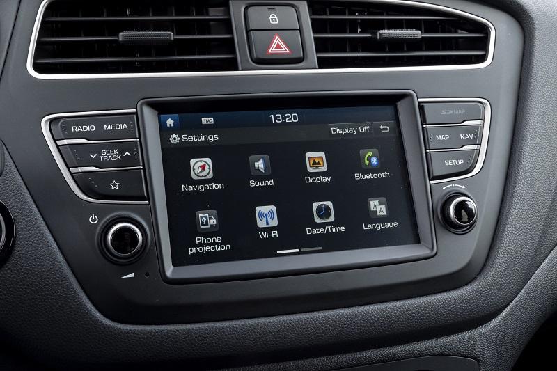 New Hyundai i20 5-door