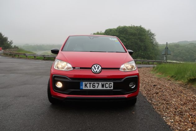 Volkswagen up! GTI First Drive
