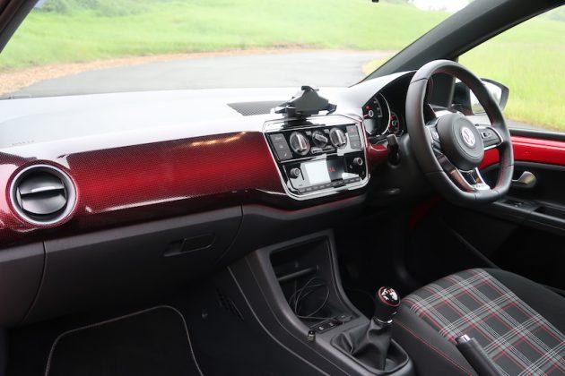 Volkswagen up! GTI First Drive
