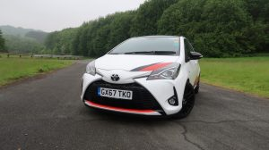 Toyota Yaris GRMN First Drive