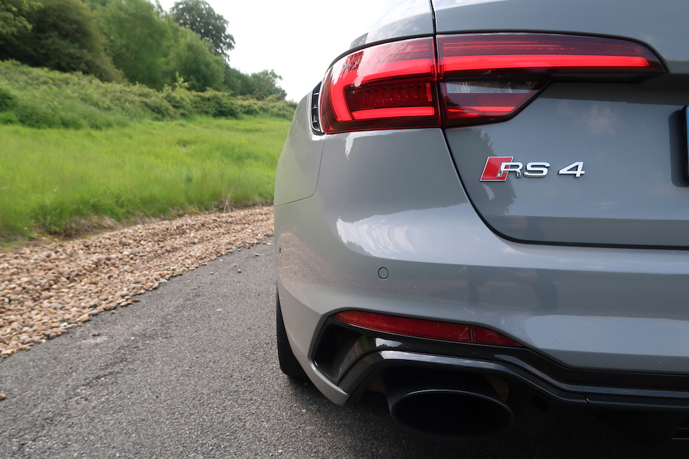 Audi RS4 Avant First Drive