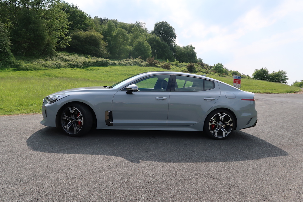 Kia Stinger GTS First Drive