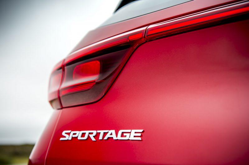 New Sportage