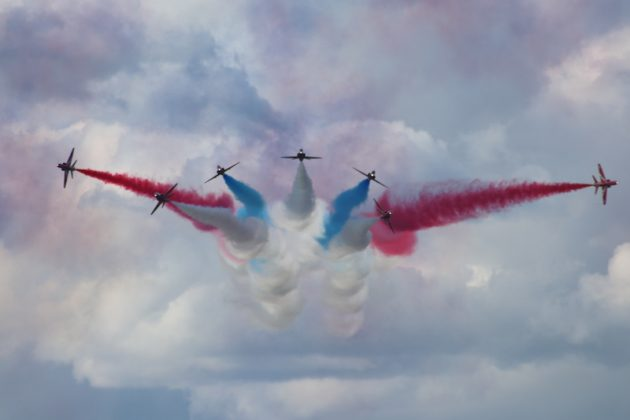 Wings and Wheels 2018