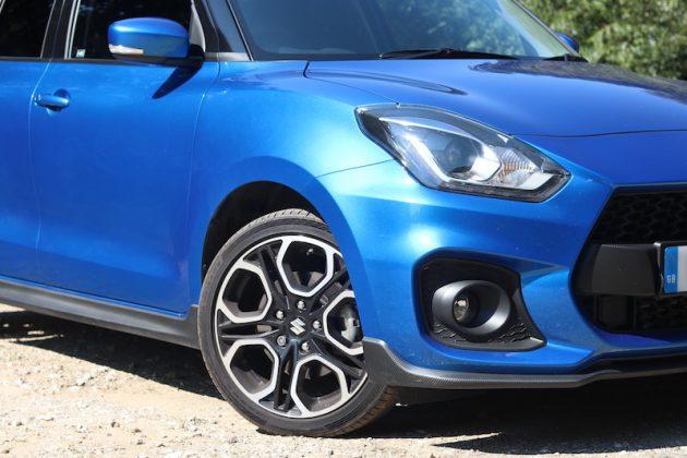 Suzuki Swift Sport 2018 Review