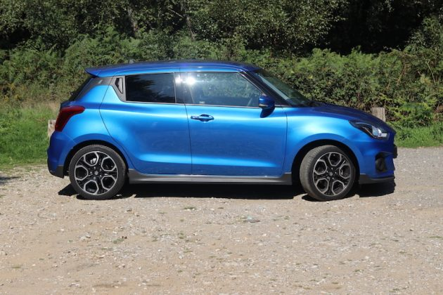 Suzuki Swift Sport 2018 Review