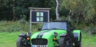 Caterham Seven 420R Review