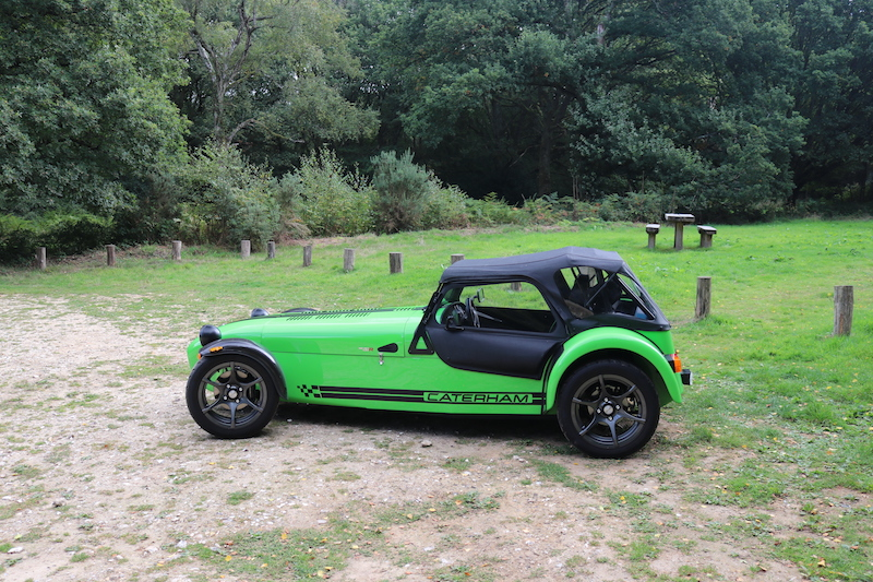 Caterham Seven 420R Review