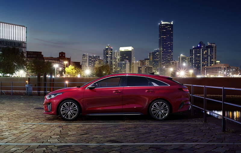 New Kia ProCeed