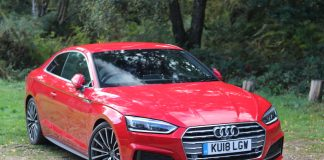 Audi A5 Coupé Review