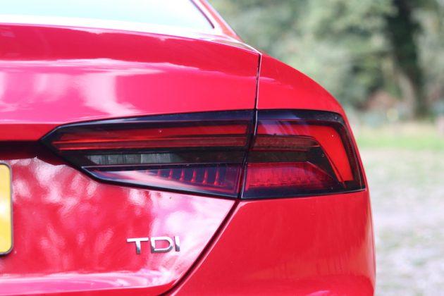 Audi A5 Coupé Review