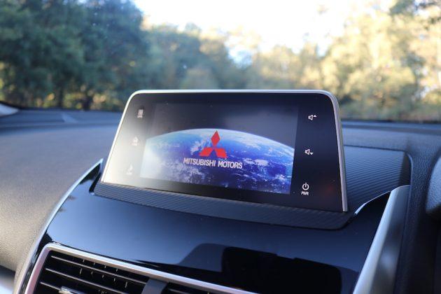 Mitsubishi Eclipse Cross 2018