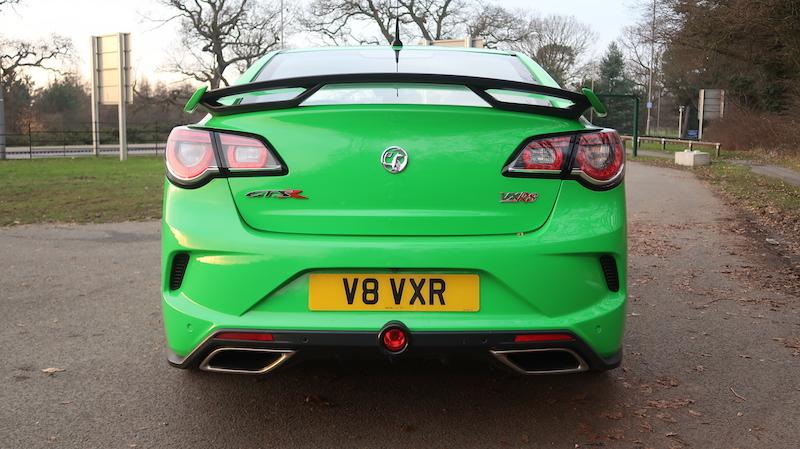 Vauxhall VXR8 GTS-R